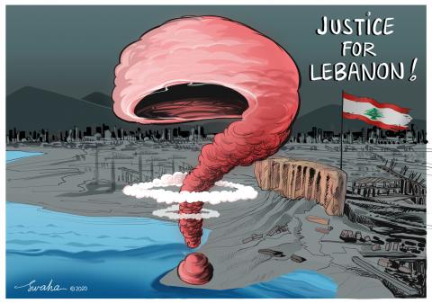 Lebanon disaster triggers many questions..