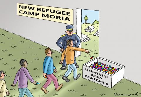 NEW BEGINNING IN MORIA
