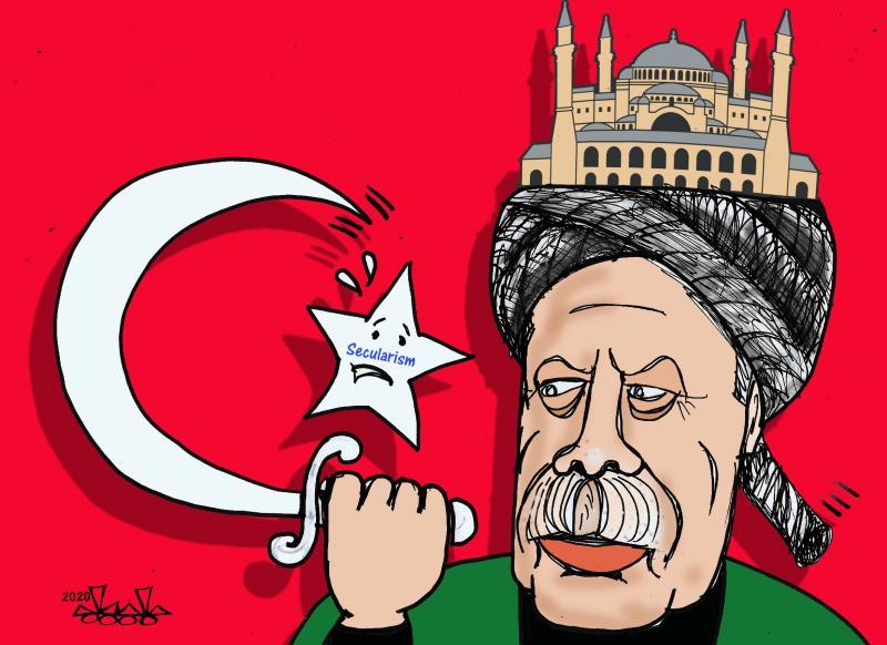 SULTAN ERDOGAN.. | Cartoon Movement