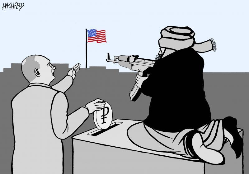 Петров и Боширов едут в Афганистан