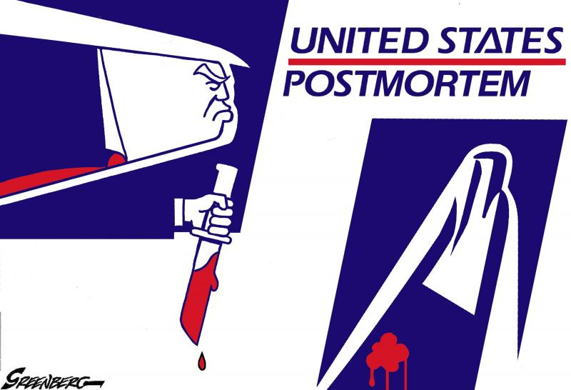 Trump and the Postal Service