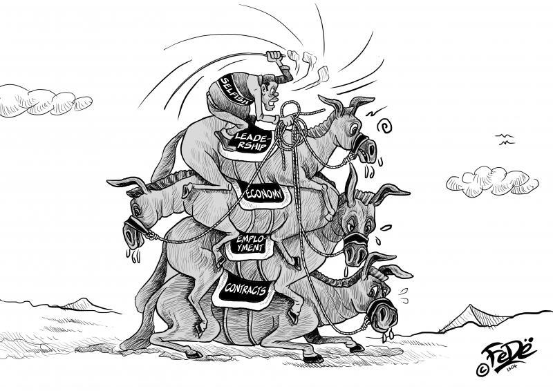 Selfish Leader | Cartoon Movement
