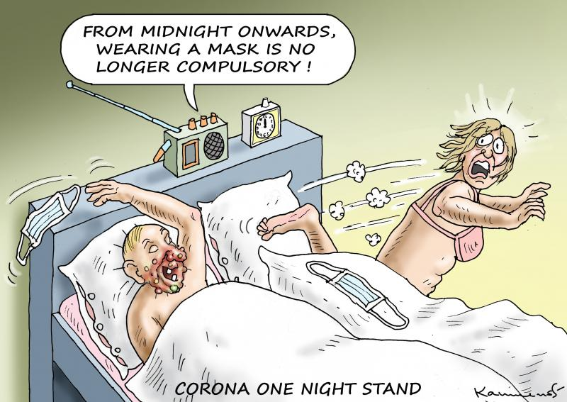 CORONA ONE NIGHT STAND