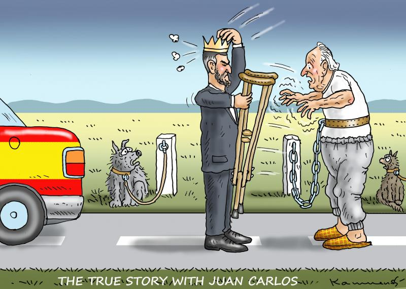 THE TRUE STORY WITH JUAN CARLOS