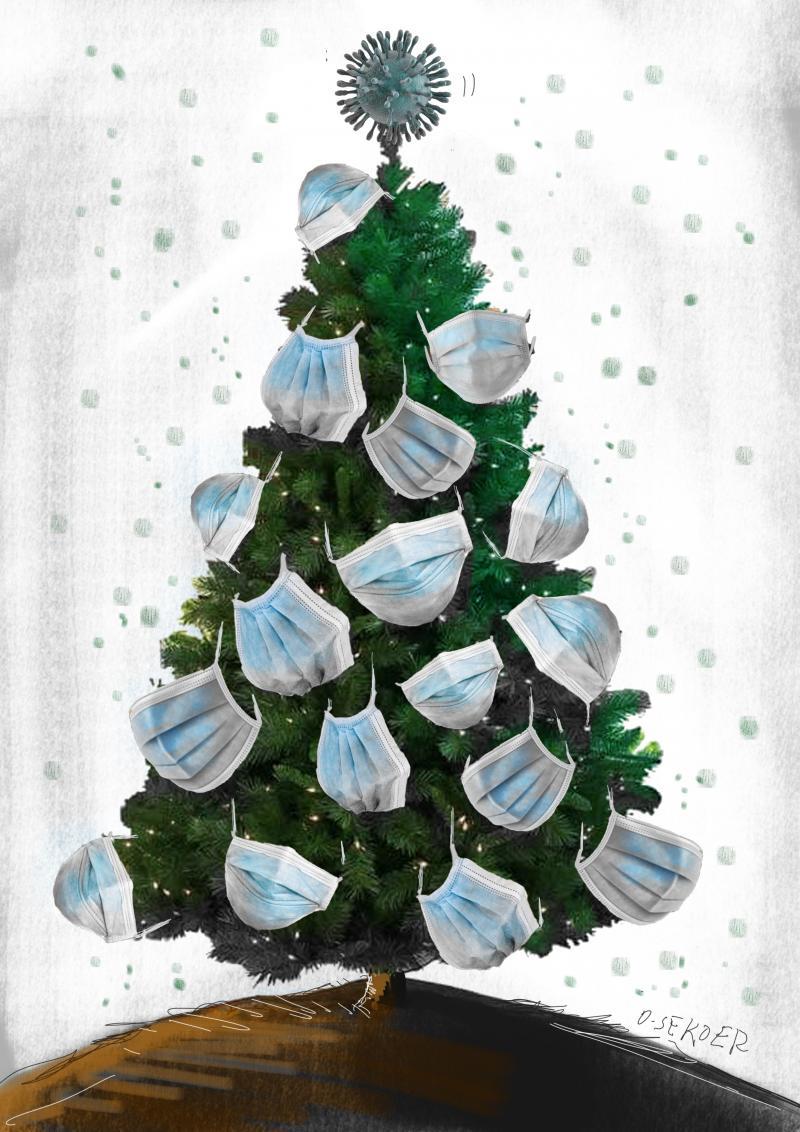 Gemeinsam gegen Corona!! - Seite 19 Kerstboom